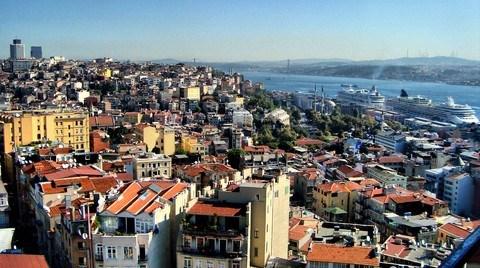 İstanbul'da Metrekare Ortalaması ilk kez 2 Bin 500 TL'yi Geçti