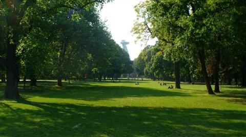 Parklar Akıl Sağlığını Koruyor!