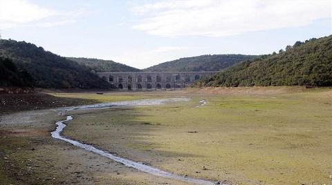 İklim Değişikliği Su Kaynaklarını Kurutuyor