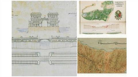İşte II. Abdülhamid'in Harita ve Planlarında İstanbul!