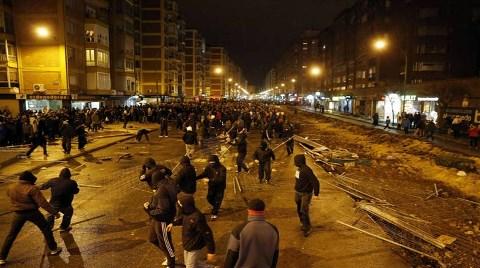 İspanya'nın 'Gezi'si: Gamonal