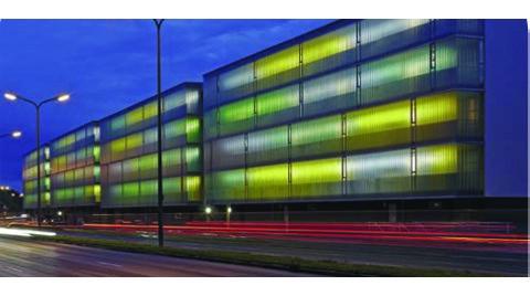 Mimariyi Zenginleştiren Cam Sistemi: Pilkington Profilit®