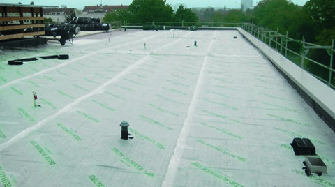 Dörken'den Yeşil Çatılar için Devrimci Yeni Bir Çözüm