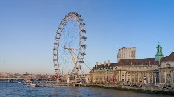 "Kadıköy'e ""London Eye"" Projesi!"