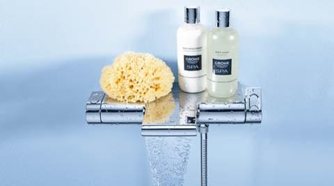GROHE'den Bebeğinizin Banyo Keyfi İçin…