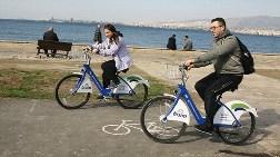 İzmirliler Bisikletleri Sevdi