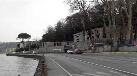 AYM Boğaz'daki Alandan Vazgeçti