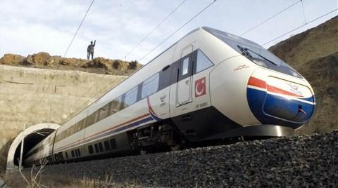 Yeni Hızlı Trenin Güzergahı Belli Oldu
