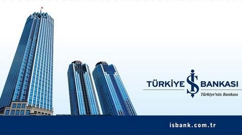 'Yeşil Bina' Sertifikası Alan İlk Türk Bankası İş Bankası