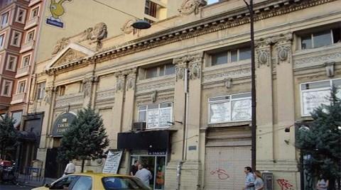 Majik'i Yıkan Otelin İnşaatı Durduruldu