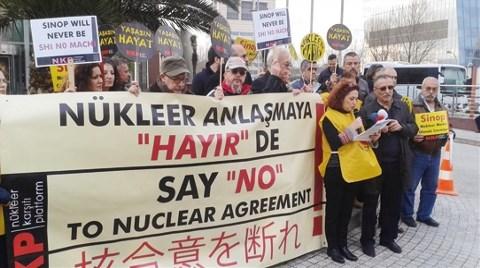 """Japonya'ya """"Nükleerden Vazgeçin"""" Mektubu Gönderdiler"""