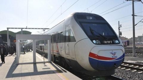 Ankara-İstanbul YHT'de İstasyon İnşasına Başlandı!
