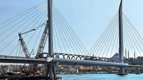 Haliç Metro Geçiş Köprüsü için Tarih Belli Oldu!