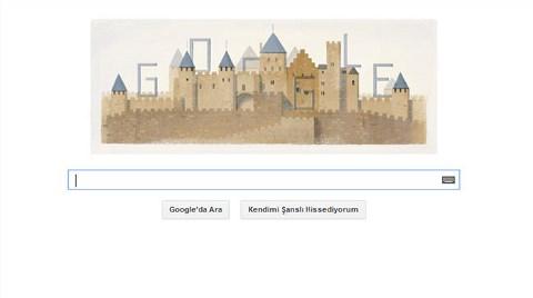 Ünlü Mimar Google'a Doodle Oldu