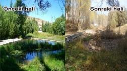 Kuruyan Pınara Arsenikli Su Şebekesi!
