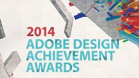 2014 Adobe Design Achievement Ödülleri için Başvuru Süreci Başladı!