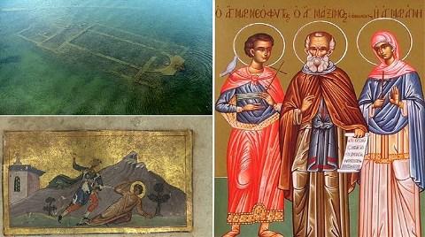 İznik Gölü'ndeki Tarihi Bazilikanın Sır Perdesi Aralanıyor!