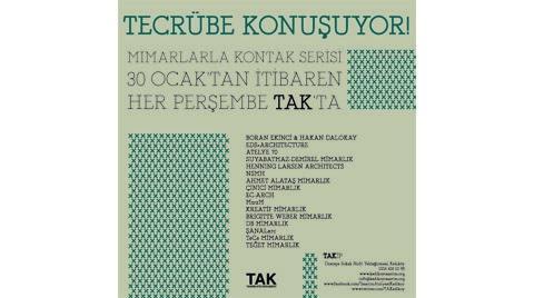 """Tasarım Atölyesi Kadıköy'de """"Tecrübe Konuşuyor"""""""