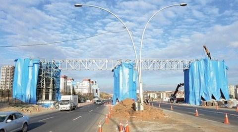 Ankara'nın 5 Çıkışına Tanesi 5 Milyon Liraya 5 Kapı