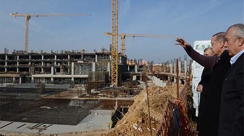 Çamlıca Camisi Projesi Tek Şirkete Kaldı