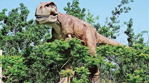 Devlet Destekli 'Dinozor Parkı'
