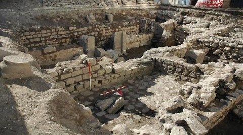 """Diyarbakır Valiliği'nden """"Tarihi Kilise"""" Açıklaması!"""