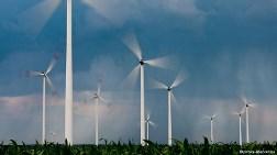 Alman Şirketlerinin Gözü Dünyanın Rüzgarında