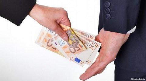 AB'de Yolsuzluğun Ekonomiye Maliyeti Yılda 120 Milyar Euro