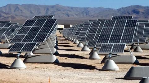 Boş Arazilerde Güneşten Enerji Üretilecek!