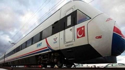 Yüksek Hızlı Tren İnşaatında Göçük!