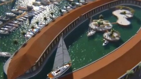 Tuzla'ya 570 Milyonluk Marina!