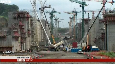 Panama Kanalı Projesi Durduruldu