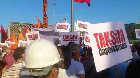 Taksim Dayanışması Taleplerinin Arkasında