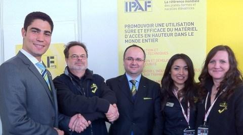 IPAF'ın Türkiye'deki Çözüm Ortağı İSDER