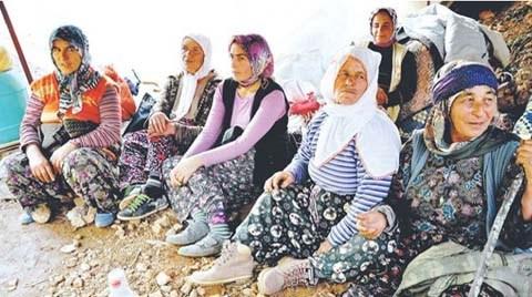Ahmetler Köyü HES Direnişini Sürdürüyor