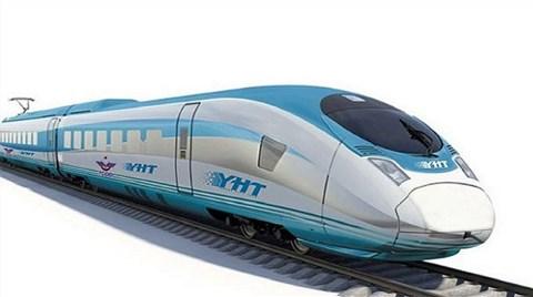 Hızlı Trenlerin Rengi Belli Oldu!