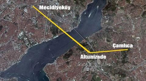 İşte Mecidiyeköy-Altunizade Teleferik Hattı!