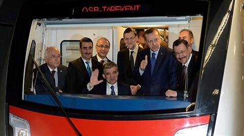 Batıkent-Sincan Metro Hattı Açıldı