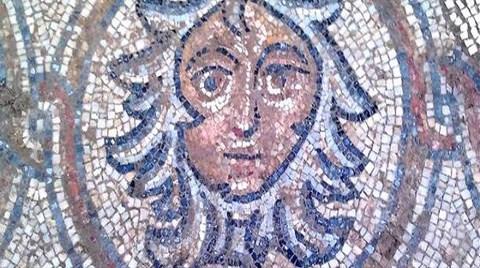 6. Yüzyıldan Kalma Mozaiği Yok Ettiler!