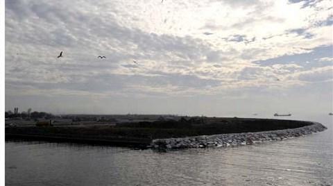 Yenikapı'da 518 Bin Metrekare Deniz Dolduruldu!