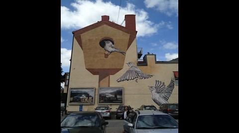 Her Yere Sanat, Her Yerde Sanat!