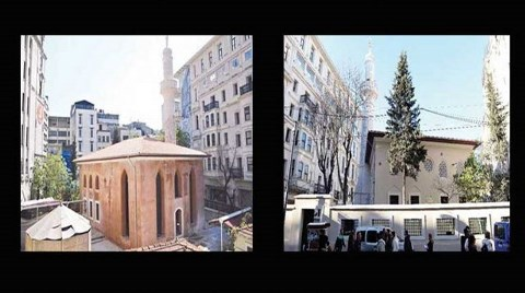 Ağa Camii'nin Yeni Hali Tartışma Yarattı!