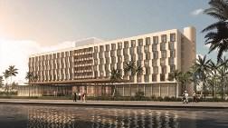 Libya Uzou Otel'in Renovasyonunu Polimeks Yapacak