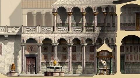 İşte Bizans Döneminde İstanbul!