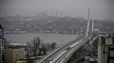 """""""Haliç Metro Köprüsü'nde Birçok Tasarım Hatası Var"""""""