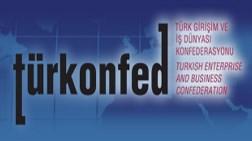 TÜRKONFED Avrupa KOBİ ve Esnaf Birliği'ne Üye Oldu