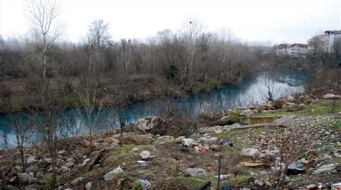 Bartın Irmağı'nda Kirliliğe Para Cezası!
