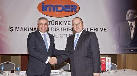 İMDER'in Yeni Başkanı Halil Tamer Öztoygar