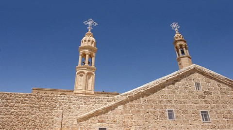 Süryaniler Mor Gabriel'in Tapusunu Aldı!