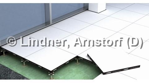 Çevre Dostu Yükseltilmiş Döşeme Sistemi: Lindner
